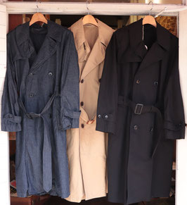 """FULLCOUNT/フルカウント Rip-stop Army Trench Coat """"Boggy""""(D.C.L.S) 2924"""