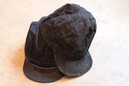 TROPHY CLOTHING/トロフィークロージング Dirt Denim Engineer Cap TR18SP-702