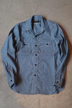 MULLER&BROS/ミュラーアンドブロス Syndecate work shirts MB005