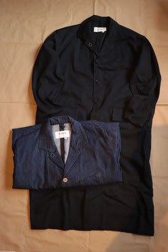 ANACHRONORM/アナクロノーム OW DENIM ENGINEER COAT AN044