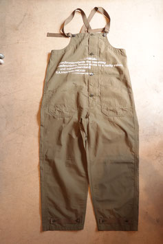 ANACHRONORM/アナクロノーム STENCIL CL OVER PANTS AN050-STCL