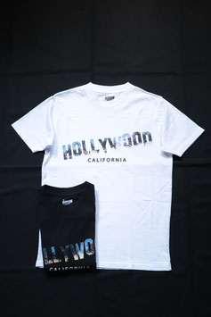 HOLLYWOOD RANCH MARKET/ハリウッドランチマーケット SCREEN STARS HRM PALM TREE HOLLYWOOD T SHIRTS  700082400