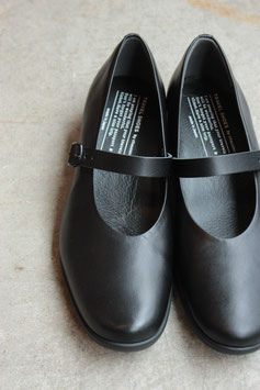 chausser ショセ travel shoes  TR-002 ワンストラップレザーシューズ