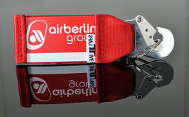 Schlüsselanhänger AIR Berlin by FlapsFive RED !!!