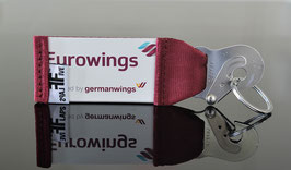 Schlüsselanhänger  Eurowings operated by Germanwings
