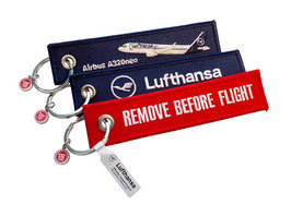 Remove before Flight - LH A320 NEO