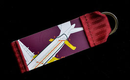 Schlüsselanhänger Germanwings  by FlapsFive A319 Retro Style