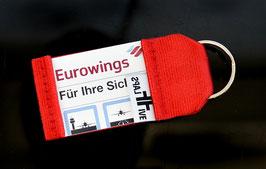 Schlüsselanhänger EUROWINGS  by FlapsFive A320