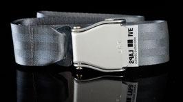 Traktionsgurt mit Am Safe  Schnalle und grauem Gurtband !