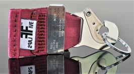 Schlüsselanhänger Safety Belt Eurowings A320