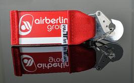 Schlüsselanhänger AIR Berlin - original Karabiner