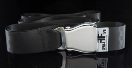 Traktionsgurt mit Am Safe  Schnalle und schwarzem Gurtband !