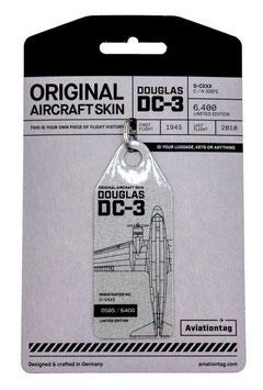 "Aviation Tag DC3 ""Rosinenbomber"""