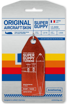 Aviation Tag Supperguppy rot