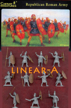 CAESAR H045 REPUBLICAN ROMAN ARMY