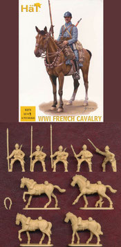 HÄT 8273 WWI FRENCH CAVALRY