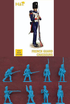 HÄT 8170 FRENCH GUARD CHASSEURS