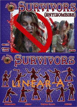 DARK ALLIANCE ALL 72038 Survivors (antizombies)