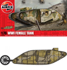 AIRFIX A02337  WWI Female Tank 1:76