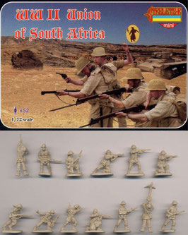 STRELETS M103 WWII UNION OF SOUTH AFRICA INFANTRY