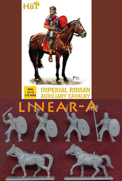 HÄT 8066 IMPERIAL ROMAN AUXILIARY CAVALRY