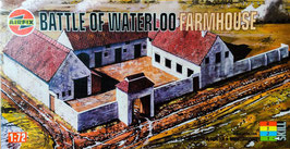 Airfix No. 04738 BATTLE OF WATERLOO FARMHOUSE - sehr selten...