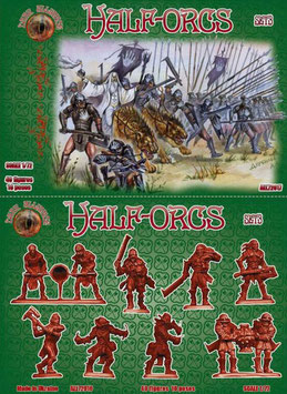DARK ALLIANCE ALL 72017 HALF-ORCS SET 3