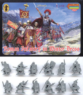 "STRELETS M038 ROMAN INFANTRY IN WINTER DRESS ""RARITÄT"""