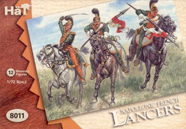 HÄT 8011  Napoleonic French Lancers - Secondhand