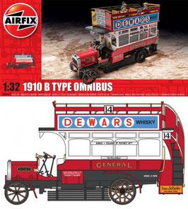 AIRFIX A06443  von 1910 'B' Type Omnibus 1:32