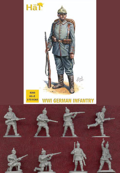 HÄT 8200 WWI GERMAN INFANTRY