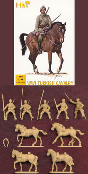 HÄT 8274 WWI TURKISH CAVALRY