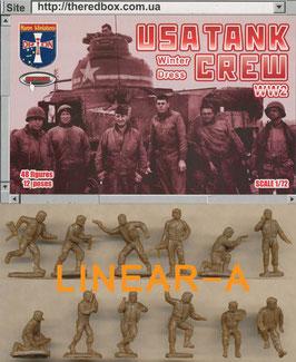 ORION 72050 USA Tank Crew (Winter Dress) WWII