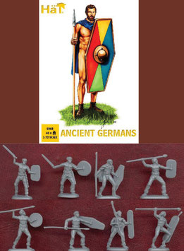 HÄT 8068 ANCIENT GERMANS