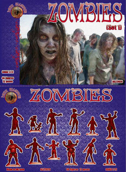 DARK ALLIANCE ALL 72023 ZOMBIES SET 1