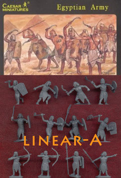 CAESAR H009 ANCIENT EGYPTIAN ARMY