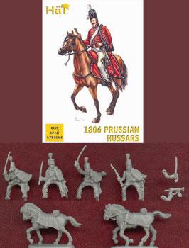 HÄT 8195 PRUSSIAN HUSSARS VON 1806