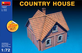 MINIART 72027  COUNTRY HOUSE 1:72