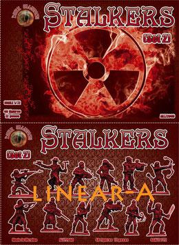 DARK ALLIANCE ALL 72040 Stalkers Set 2