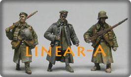 munich-Kits FHEW02 WWI HEER - Deutsche Infanterie 1917