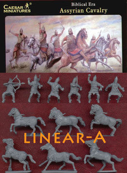 CAESAR H010 ANCIENT ASSYRIAN CAVALRY