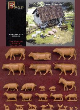 PEGASUS 7052 FARM ANIMALS