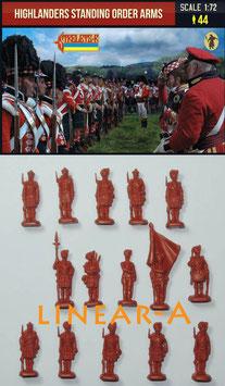 STRELETS 200 Highlanders Standing Order Arms