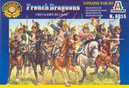 ITALERI 6015 Napoleonic French Dragoons - Secondhand