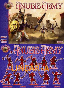 DARK ALLIANCE ALL 72053 Anubis Army