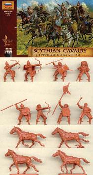 ZVEZDA 8069 SCYTHIAN CAVALRY V-III. B.C.