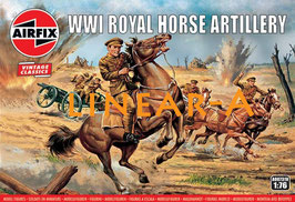 AIRFIX A00731V WWI Royal Horse Artillery 'Vintage Classic series'