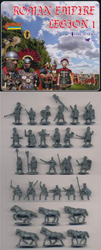 STRELETS 907 BIG BOX ROMAN IMPERIAL LEGION COMMANDO SET 1