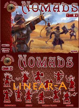 DARK ALLIANCE ALL 72049 Nomads Set 2