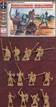 ORION 72044 BYZANTINE INFANTRY 10-13th CENTURIES